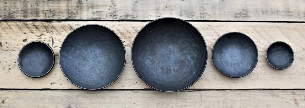 Coach House Forge round bowls